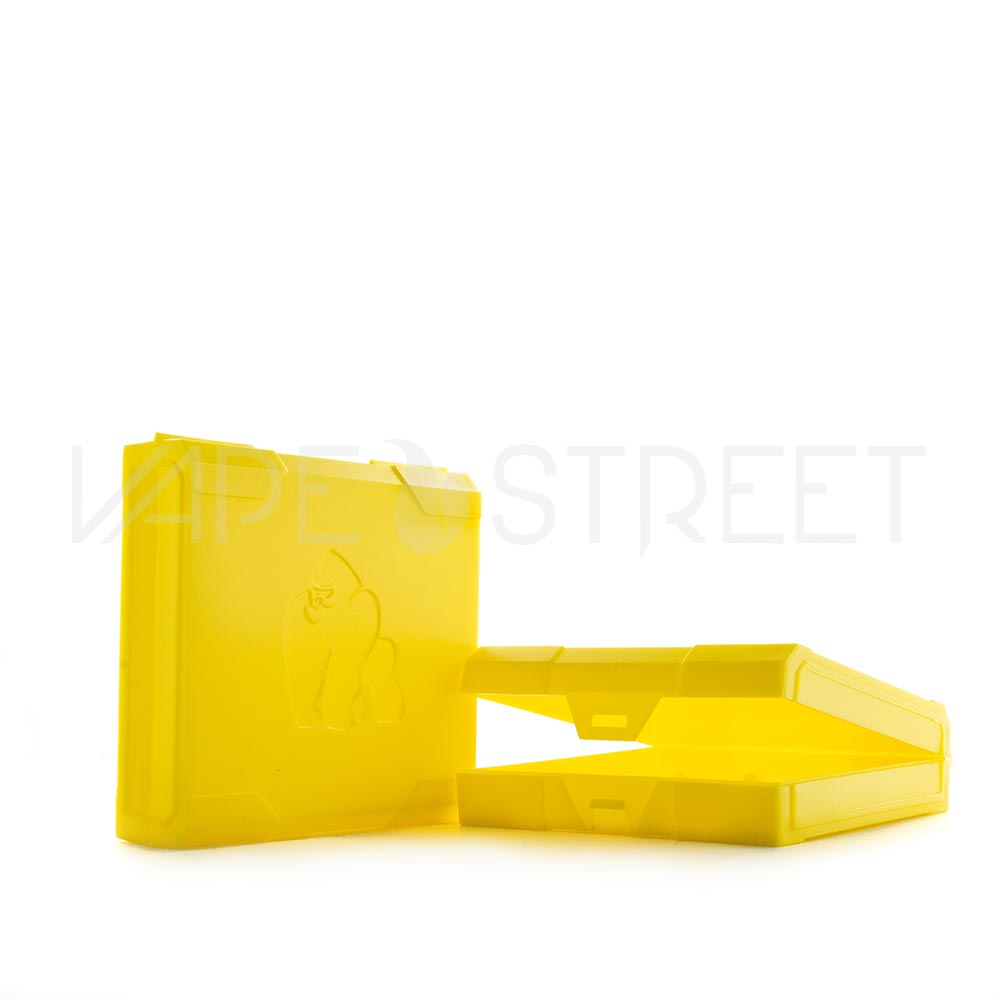 Chubby Gorilla Solid Yellow Signature Battery Case