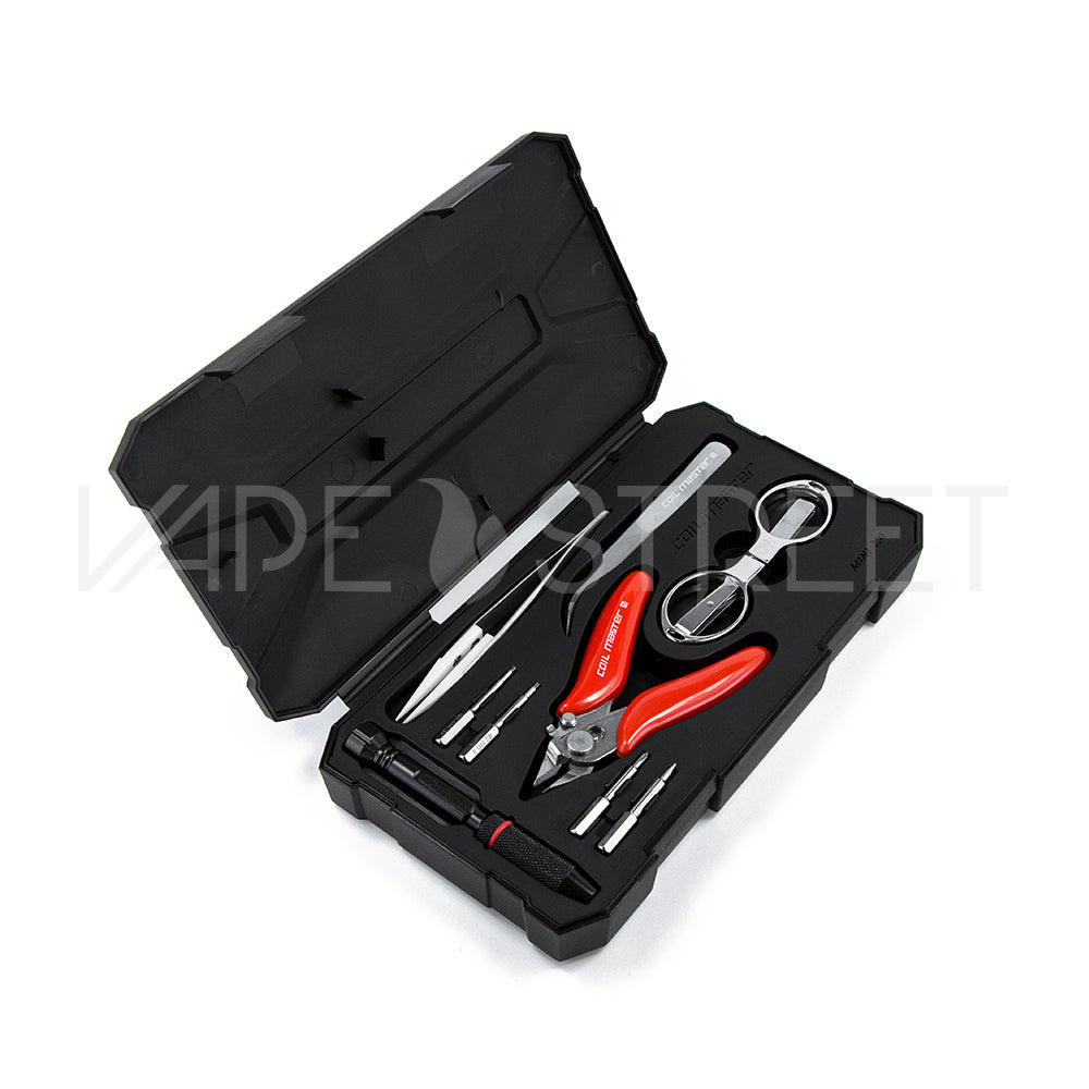Coil Master DIY Kit Mini V2 - Vape Street