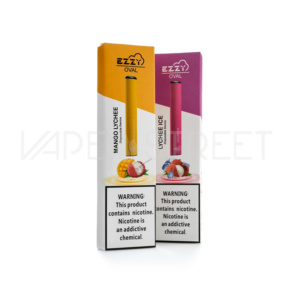 Ezzy Oval Disposable Vape Device