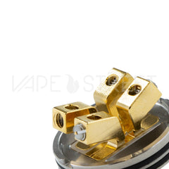 Famovape Yup 24mm RDA Build Deck
