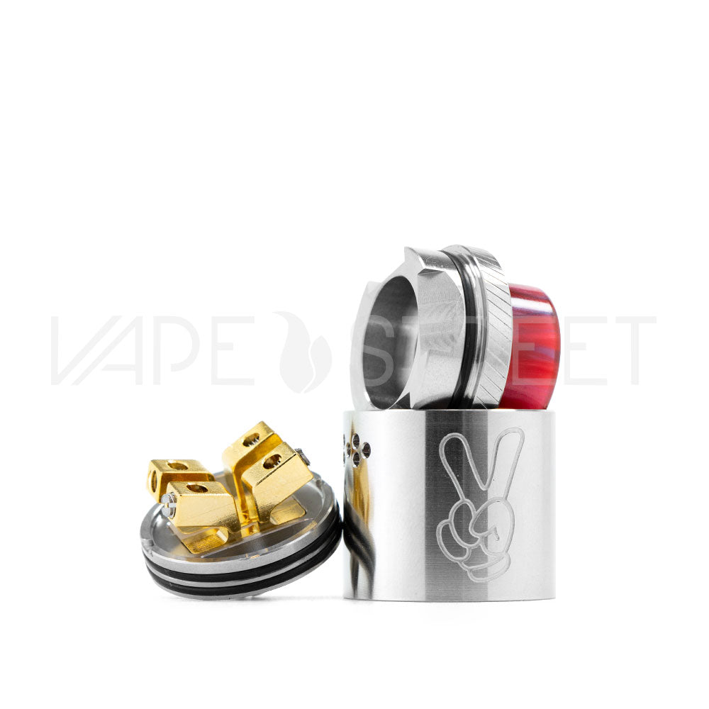 Famovape Yup 24mm RDA Features