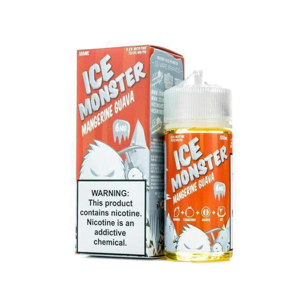 Ice Monster Mangerine Guava by Monster Vape Labs