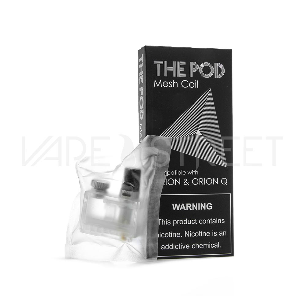 IQS The Pod Orion & Orion Q Mesh Pods