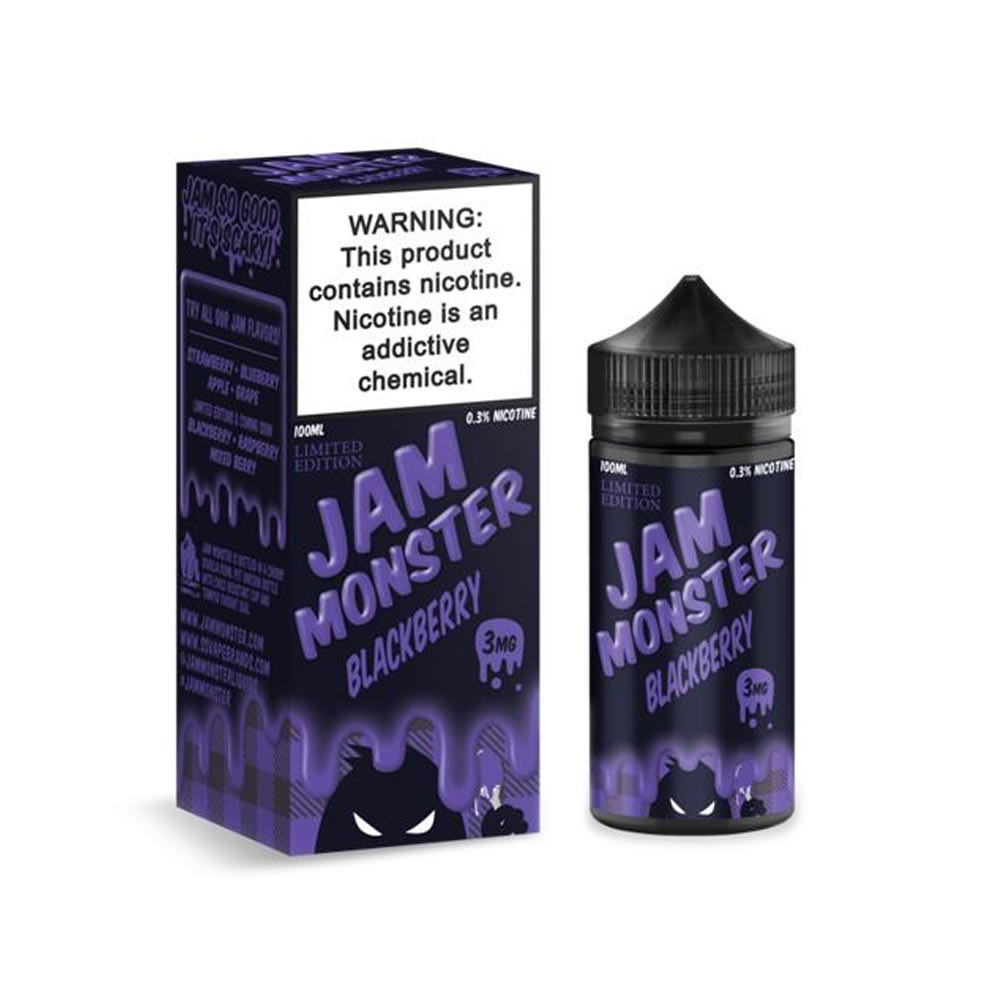 Jam Monster Black Berry