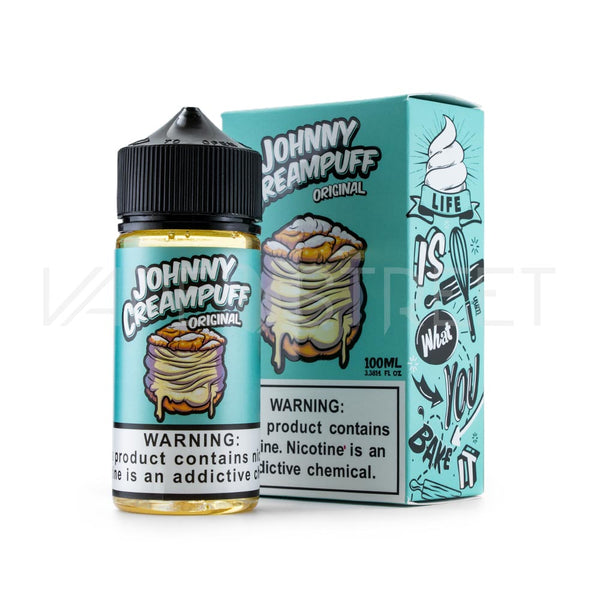 Johnny Creampuff Original 100ml