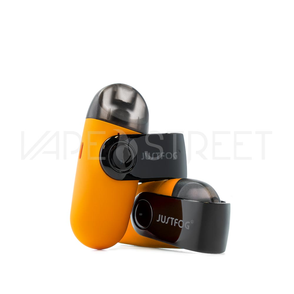 Justfog C601 Pod Starter Kit Orange