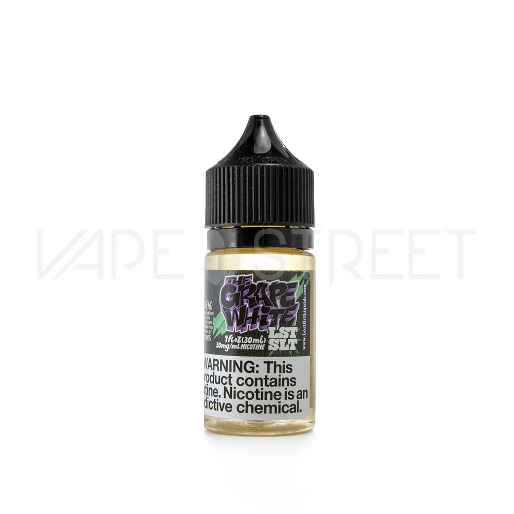 LST SLT The Grape White by Lost Art Liquids