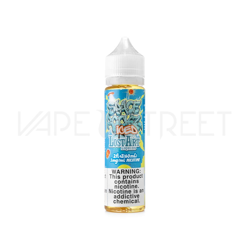 Space Rockz Iced by Lost Art Liquids 60ml