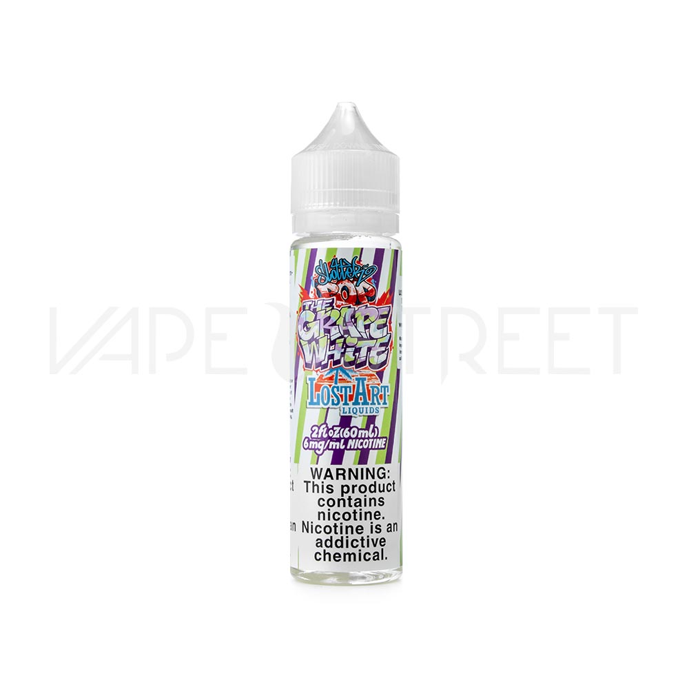The Grape White by Lost Art 60ml