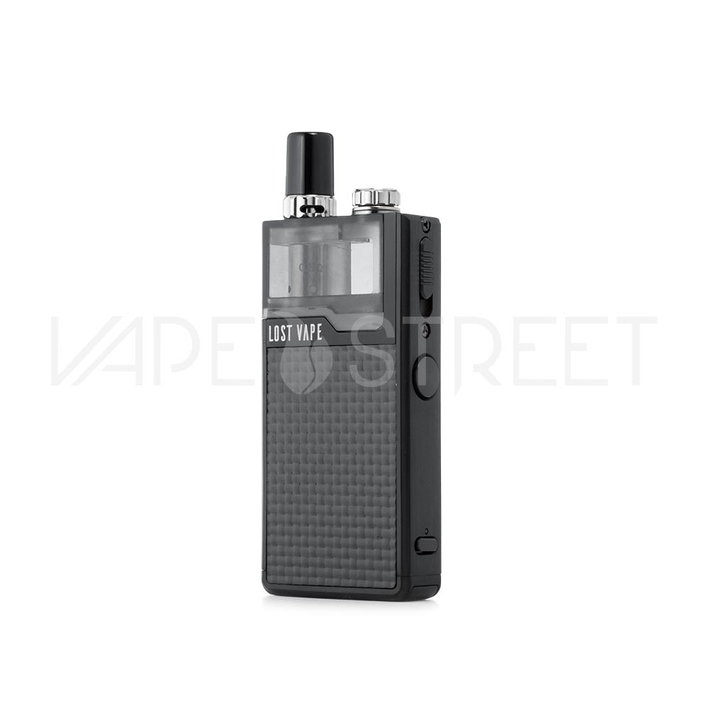 Lost Vape Orion Plus Black Carbon Fiber