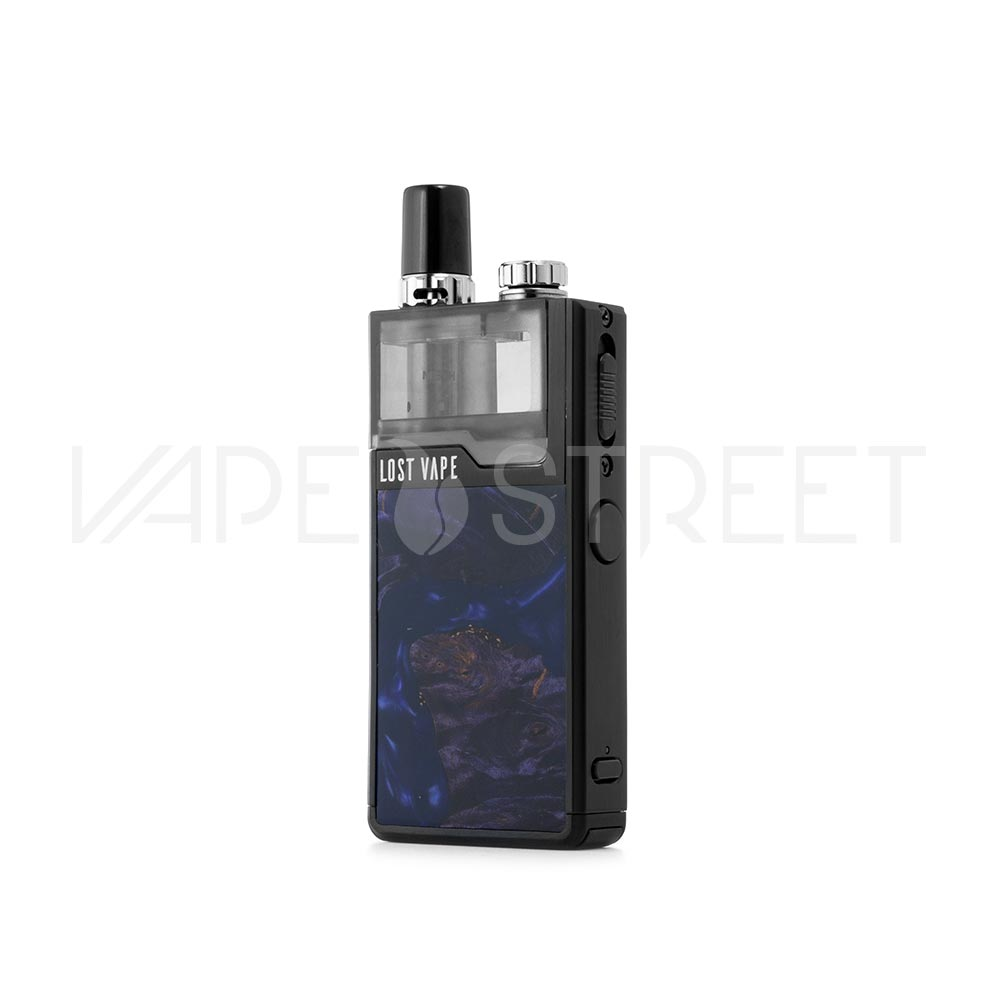 Lost Vape Orion Plus Black Stabwood