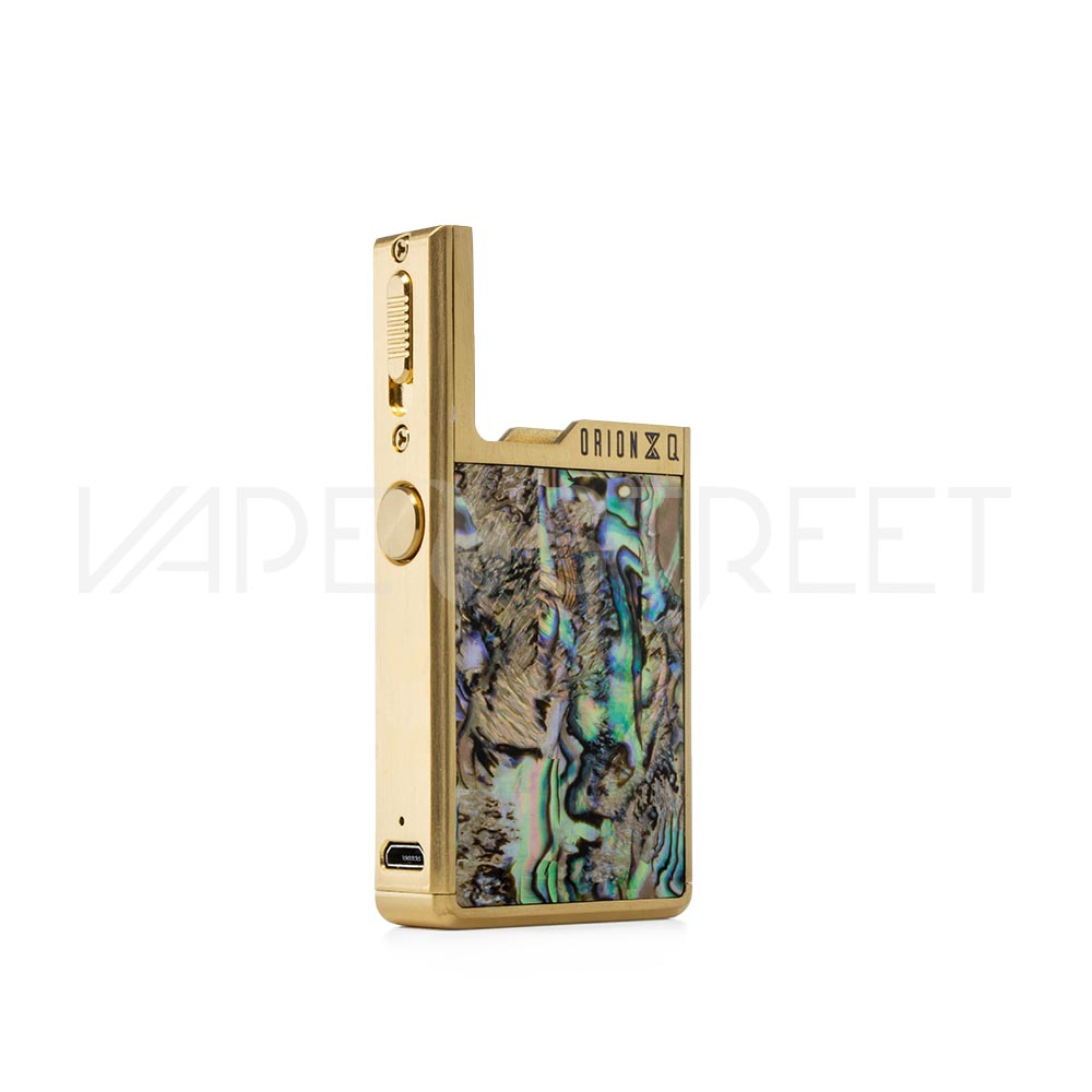 Lost Vape Orion Q Abalone Gold