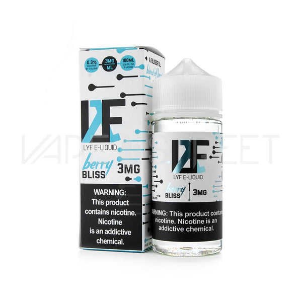 LYF E-Liquid Berry Bliss 100ml