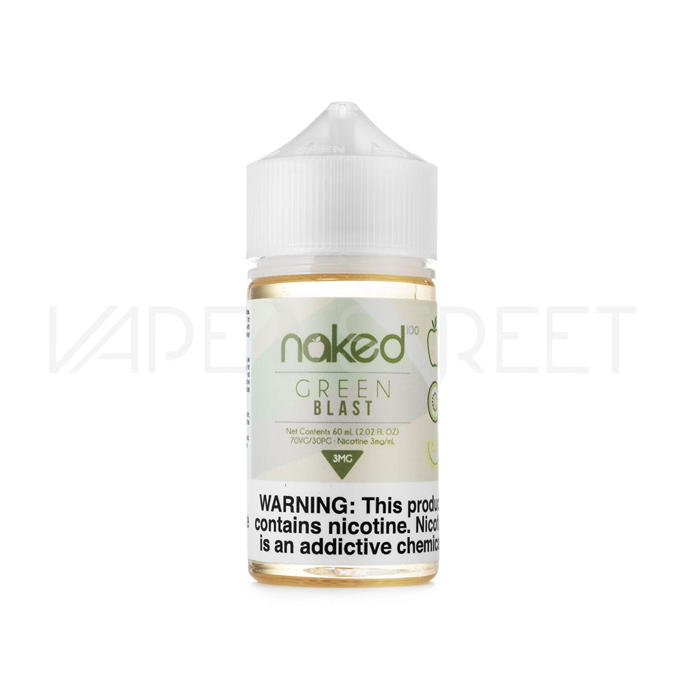 Naked 100 Original Fruit Green Blast