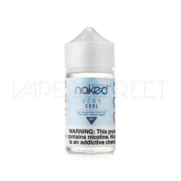 Naked 100 Menthol Very Cool