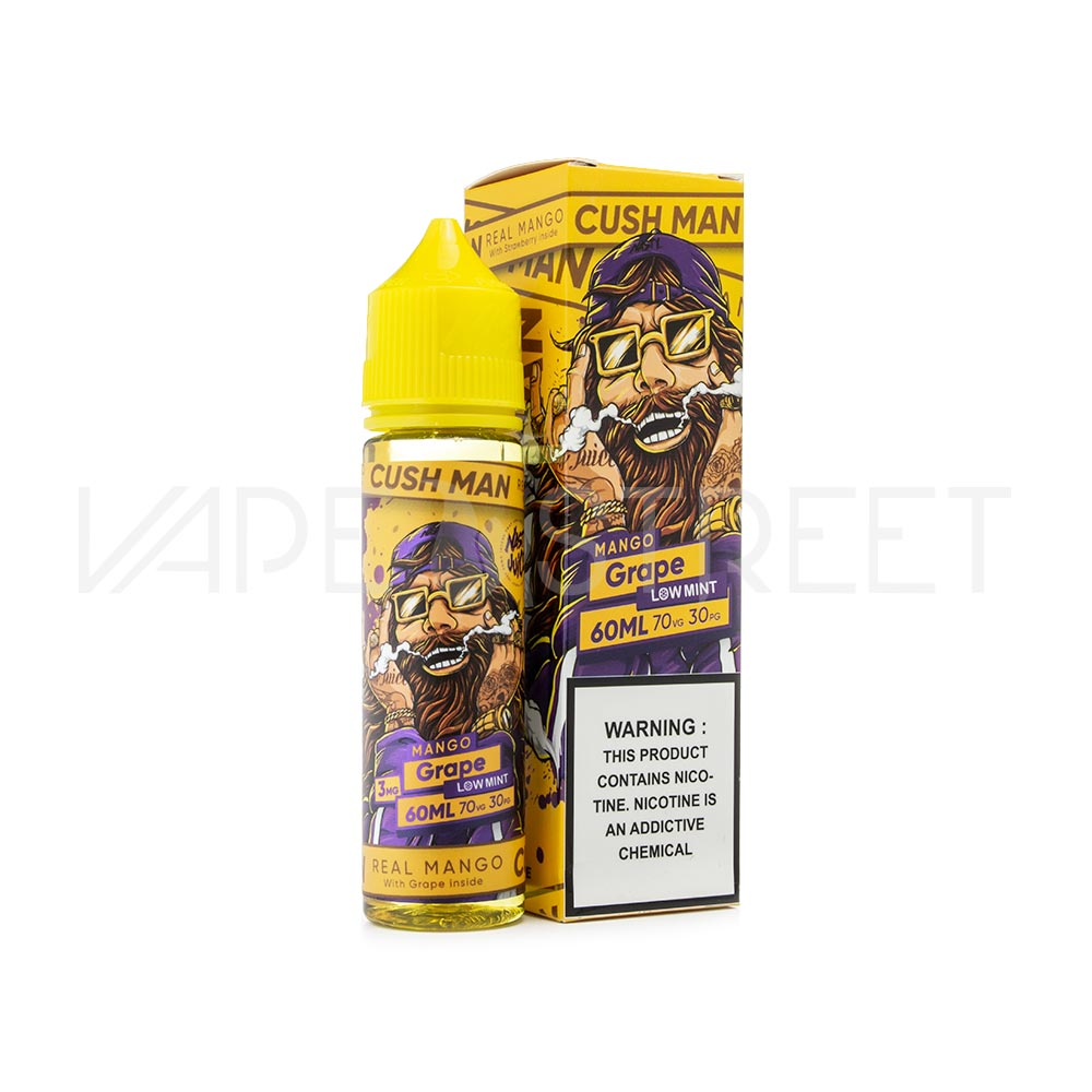Nasty Juice Cush Man Series Mango Grape