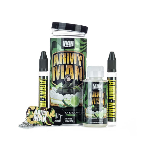 One Hit Wonder Army Man 100ml