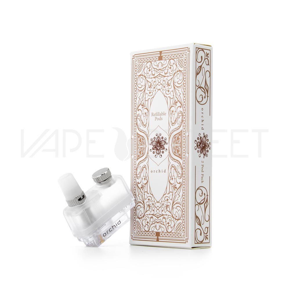 Orchid Replacement Pods for Orchid Vape Pod System