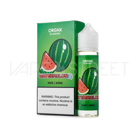 ORGNX Eliquids Watermelon Ice 60ml