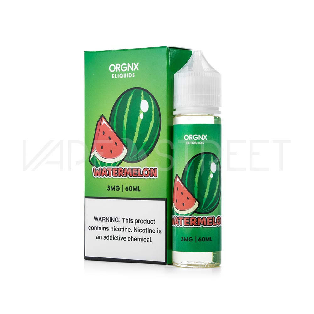 ORGNX Eliquids Watermelon 60ml