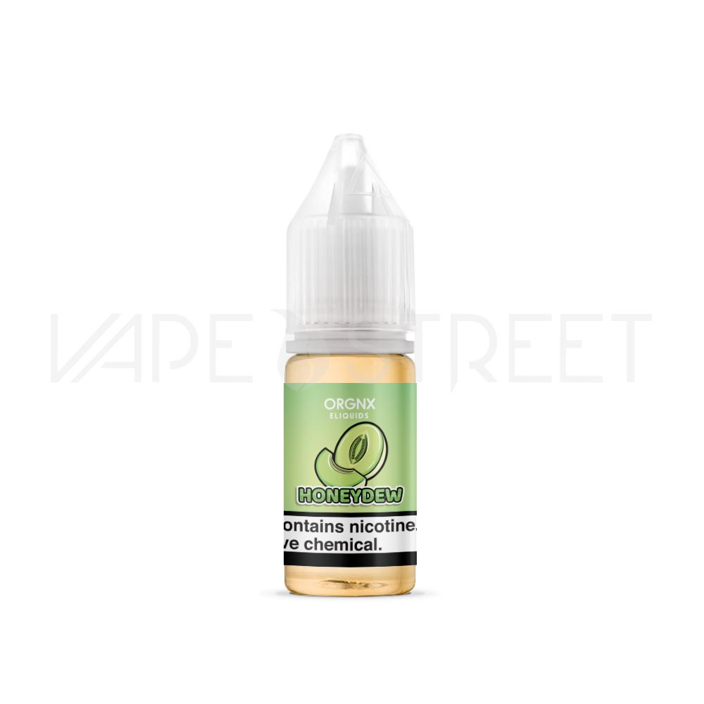 ORGNX Sample Juices Honeydew