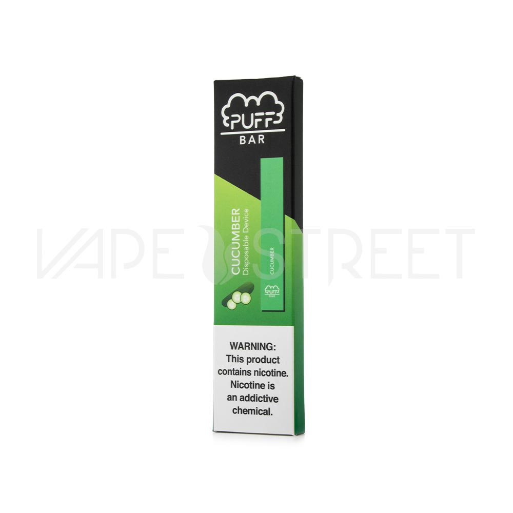 Puff Bar Disposable Device Cucumber