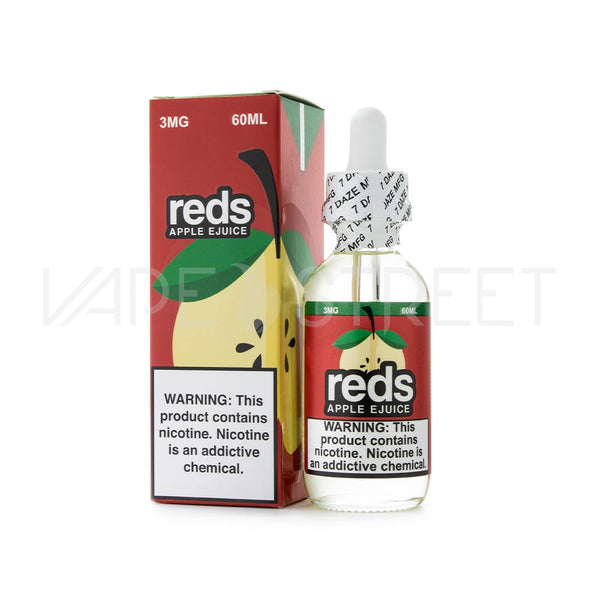 Reds Apple Ejuice by Vape 7 Daze MFG