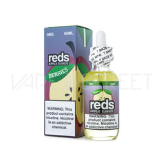 Reds Apple Ejuice Berries by Vape 7 Daze