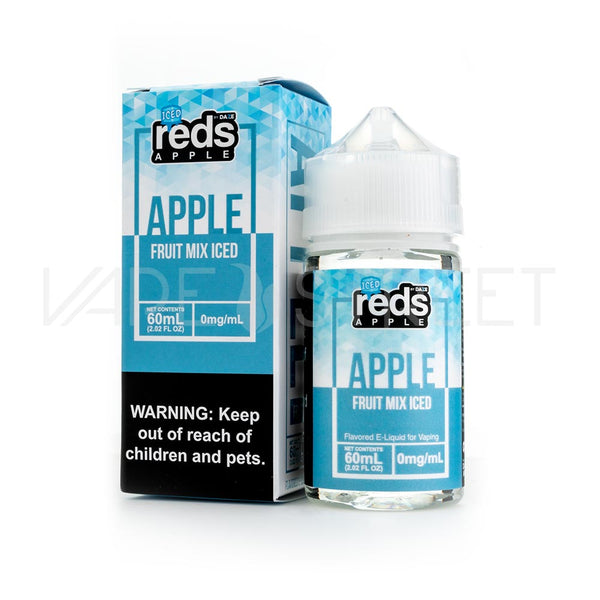 Reds Apple Ejuice Fruit Mix Iced