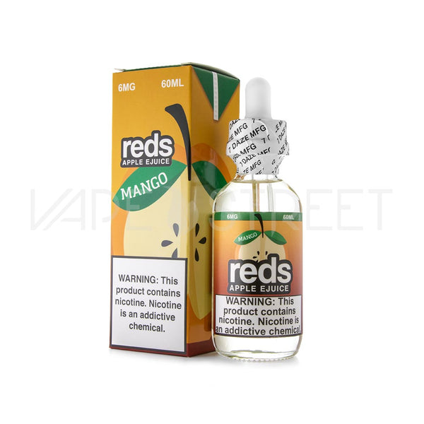 Reds Apple EJuice Mango