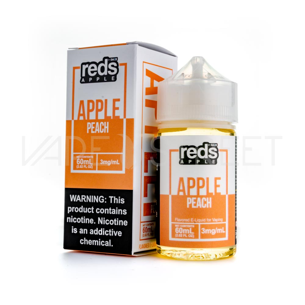 Reds Apple E-Juice Peach