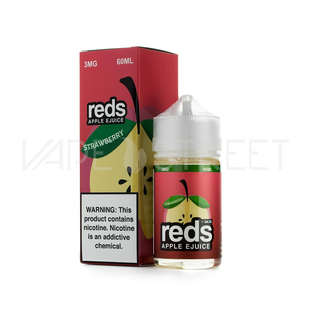 Reds Apple E-Juice Strawberry