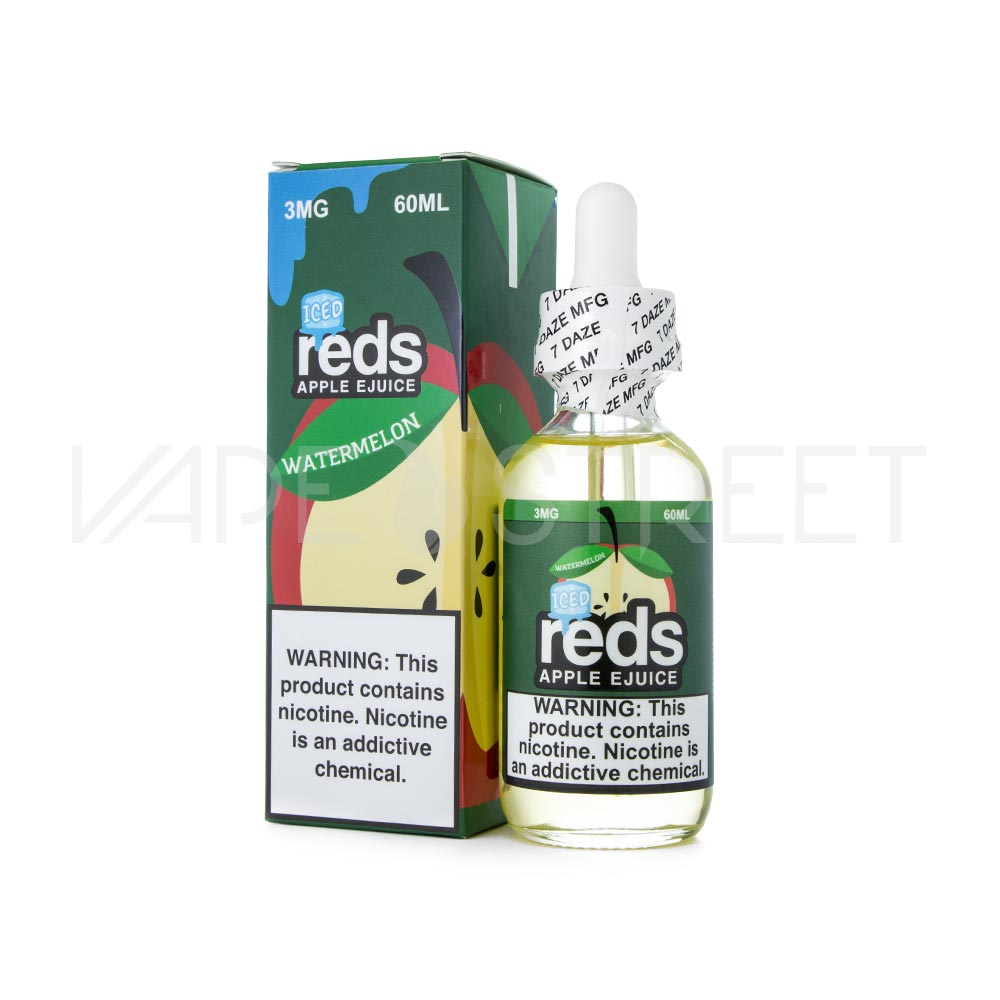 Reds Apple Ejuice Watermelon Iced (60ml)