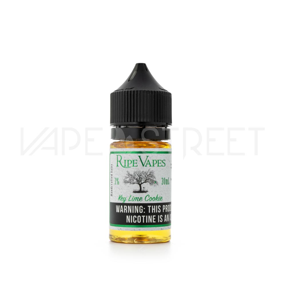 Ripe Vapes Saltz Key Lime Cookie