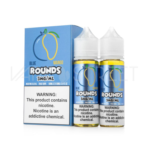 Rounds Blue Mango 100ml