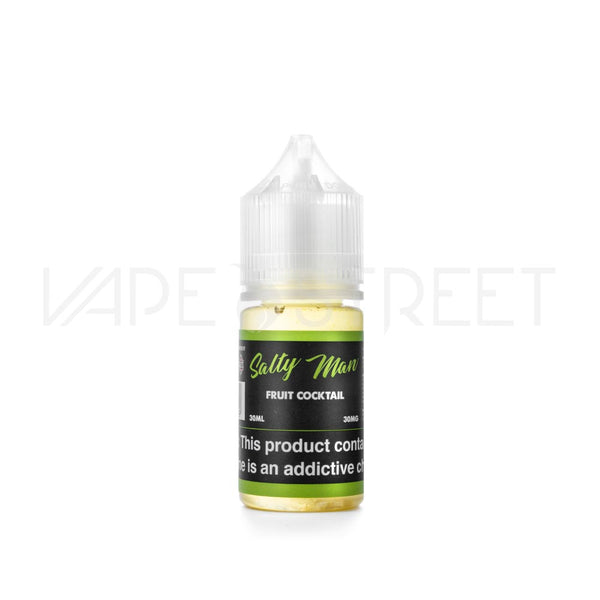 Salty Man Vapor Fruit Cocktail