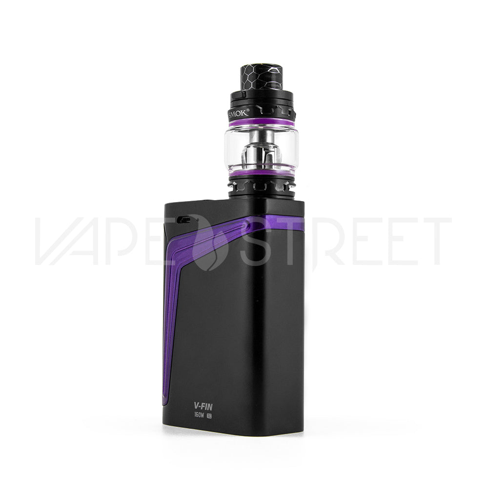SMOK V-Fin 160W TC Kit Back - Vape Street