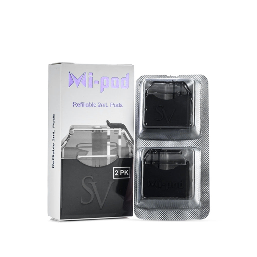 Smoking Vapor Mi-Pod Refillable Pods