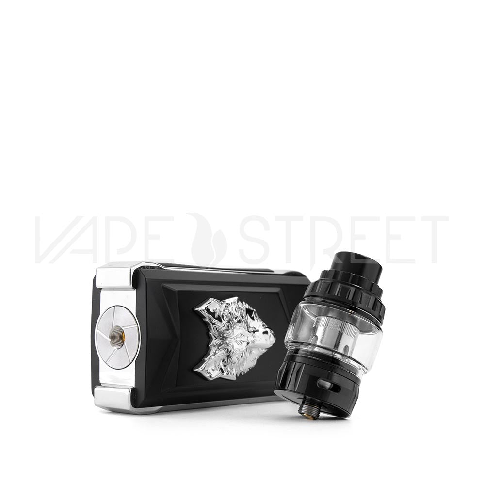 Snowwolf Mfeng and Wolf Tank