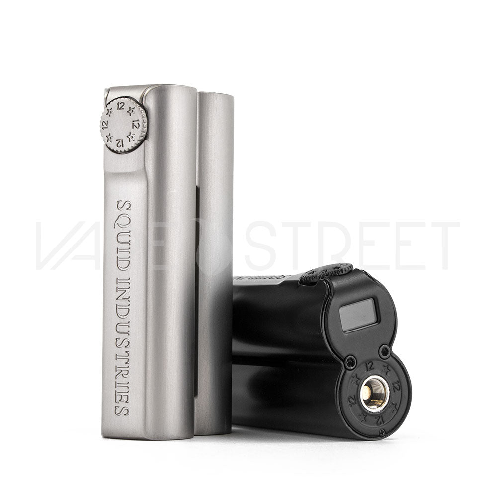 Squid Industries Double Barrel V2.1 OLED Display - Vape Street