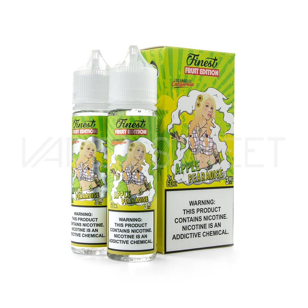 The Finest Fruit Edition Apple Pearadise 120ml