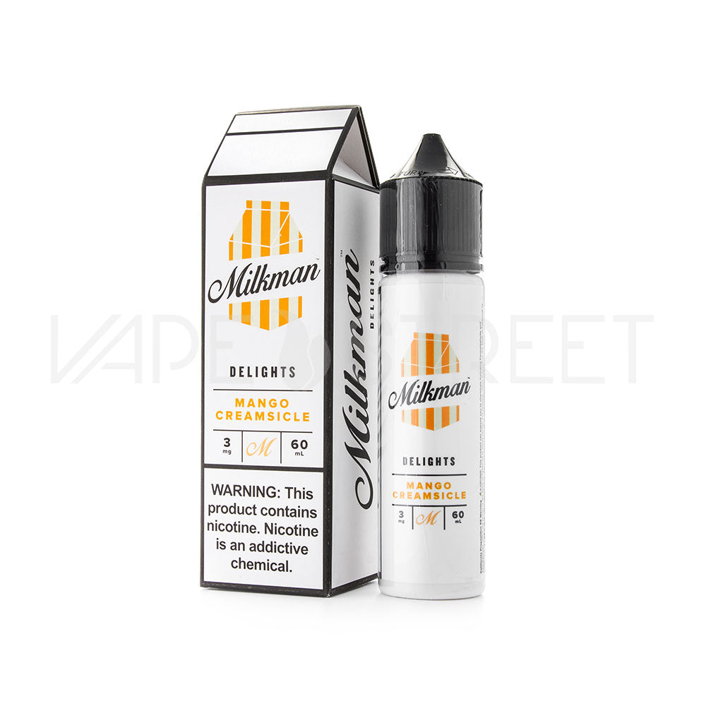 The Milkman Delights Mango Creamsicle 60ml