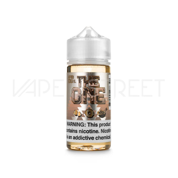 The One E-Liquid Marshmallow 100ml