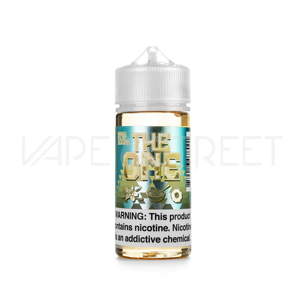 The One E-Liquid Vanilla Custard Donut