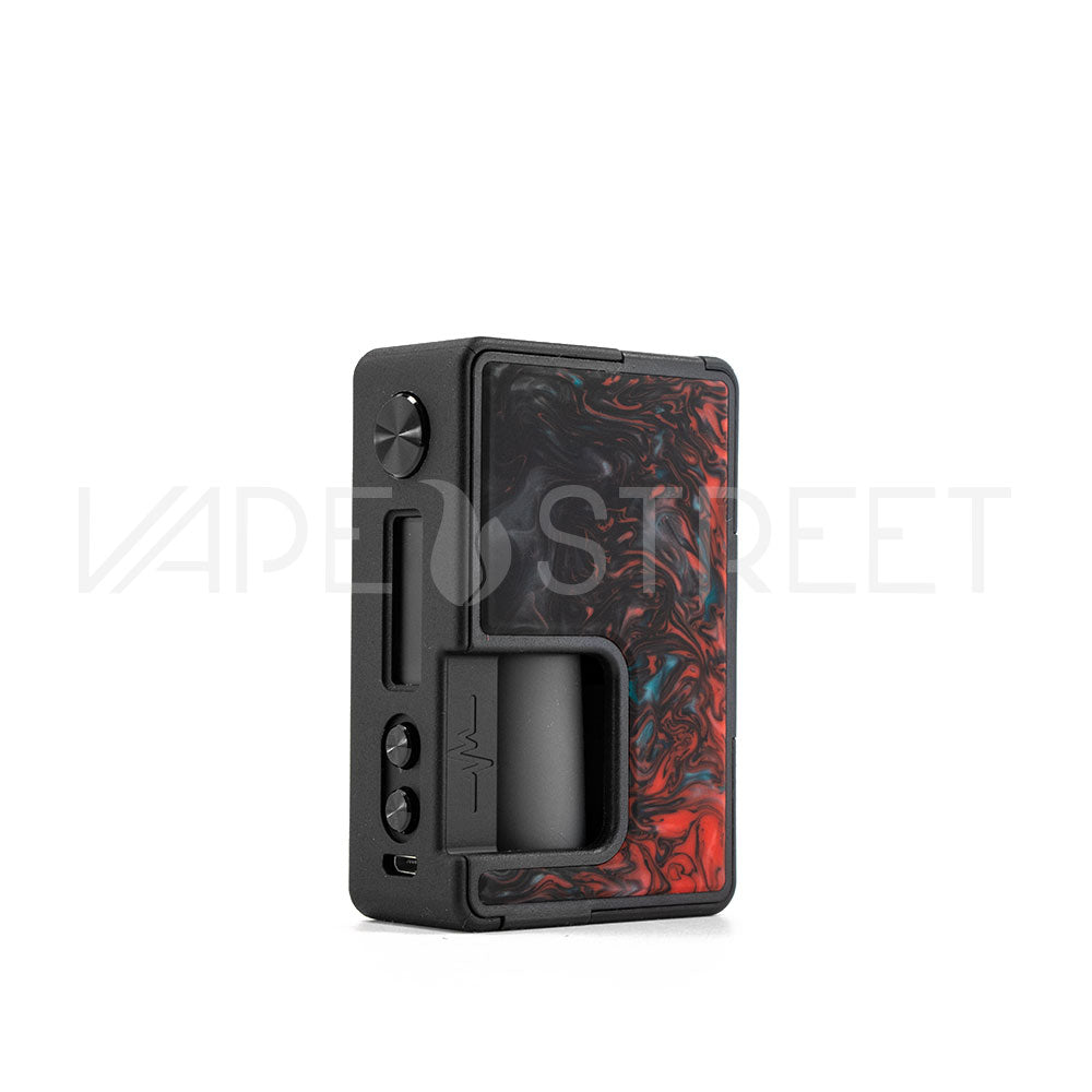 Vandy Vandy Pulse BF 80W Box Mod Lava Red
