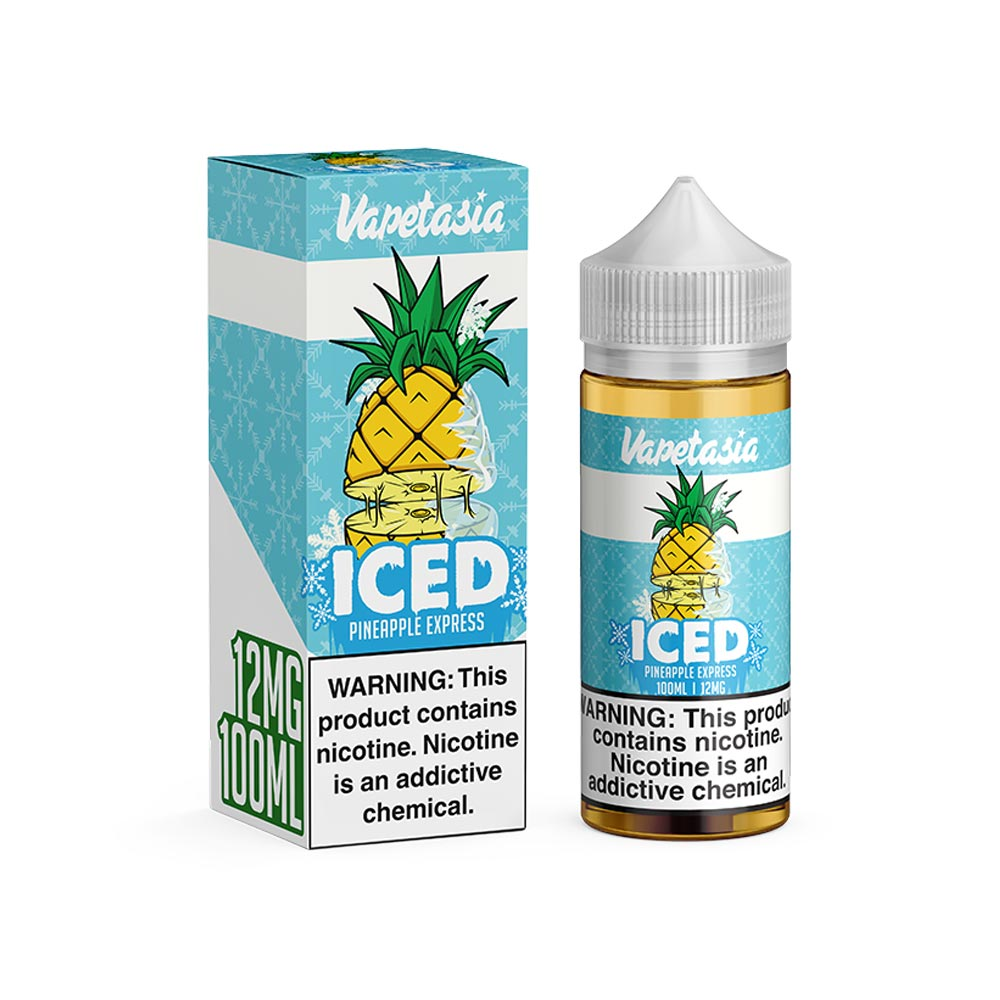 Vapetasia Iced Pineapple Express