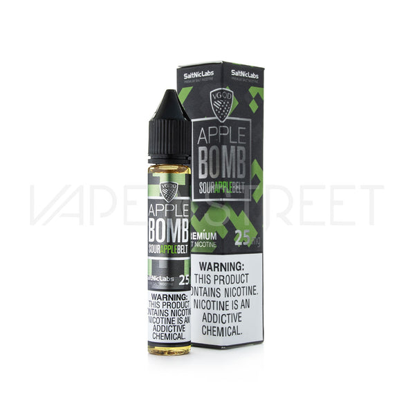 VGOD Apple Bomb SaltNic (30ml)
