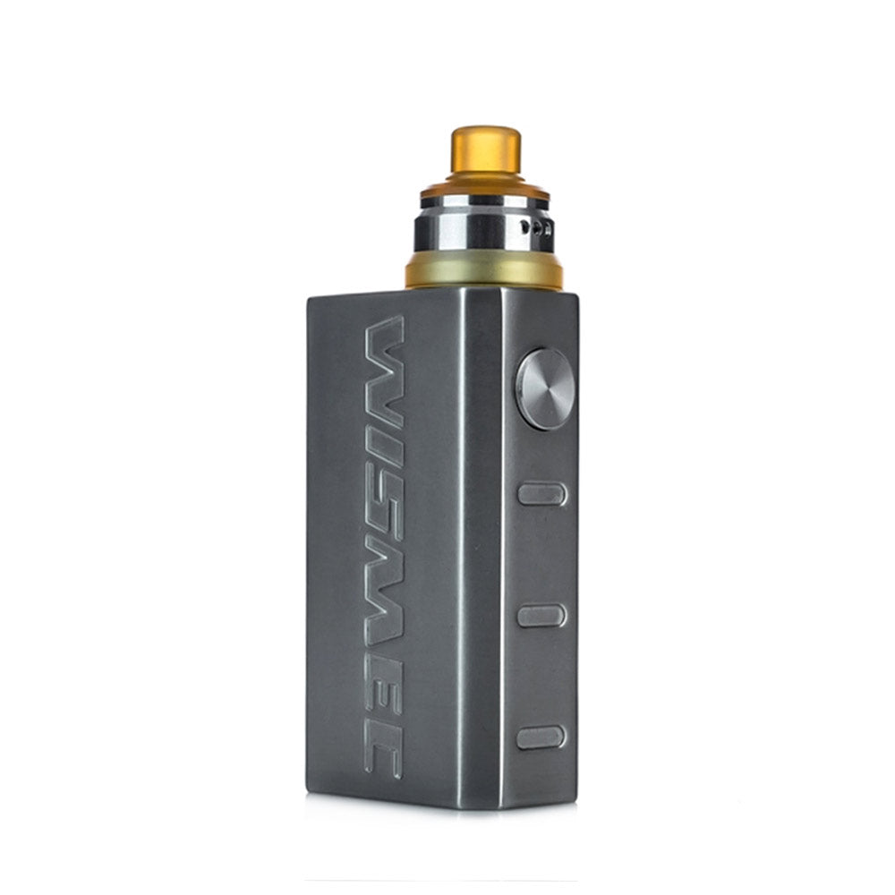 Wismec Luxotic BF Box Starter Kit Back - Vape Street