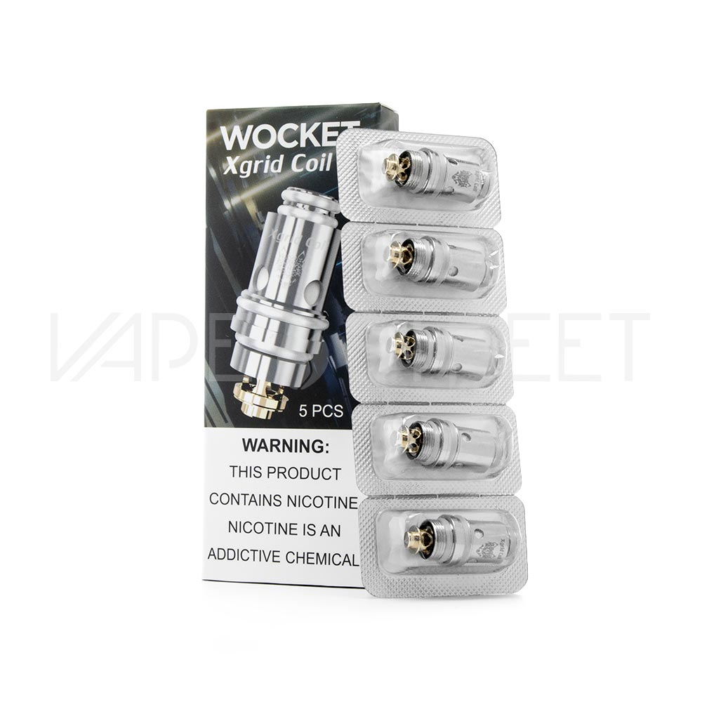 Snowwolf Wocket XGrid Replacement Coils