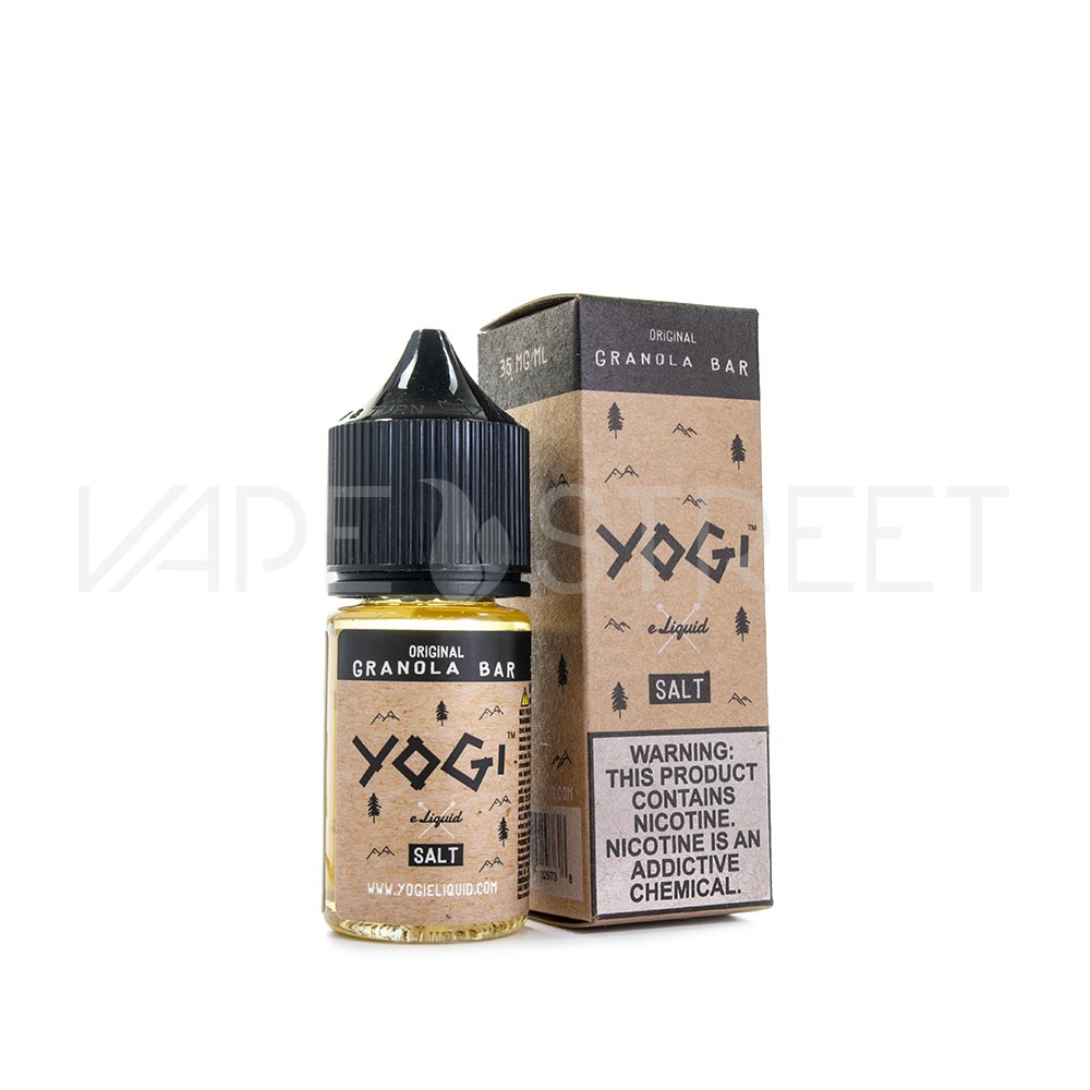 Yogi Salt Original Granola Bar 30ml